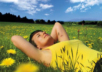 Aprende a relajarte y controlar el estrés en PositivArte